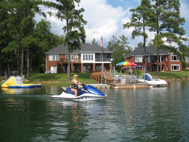 Fabulous Lake Murray South Carolina Home Interior And Landscaping Transignezvosmurscom