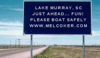 Lake Murray - A BEST Lake in USA lake