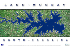 click to buy Lake Murray poster