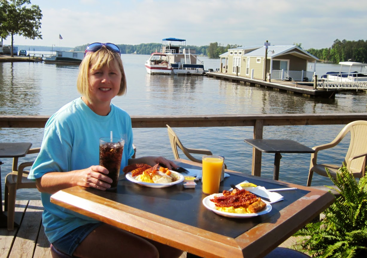 Lake Murray Waterfront Restaurants